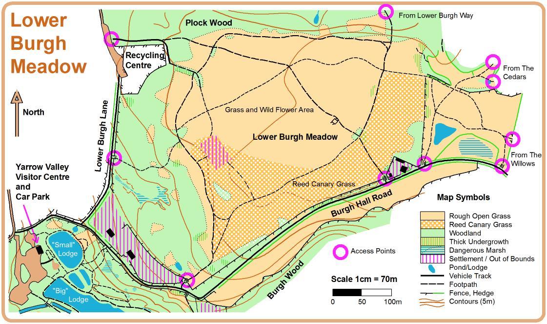 Map & Location