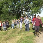 Back from the walk and talk 29-09-2013
