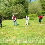 Meadow Raking 27-04-2014