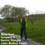 Senoir Ranger John Bolton 10-05-2014 #